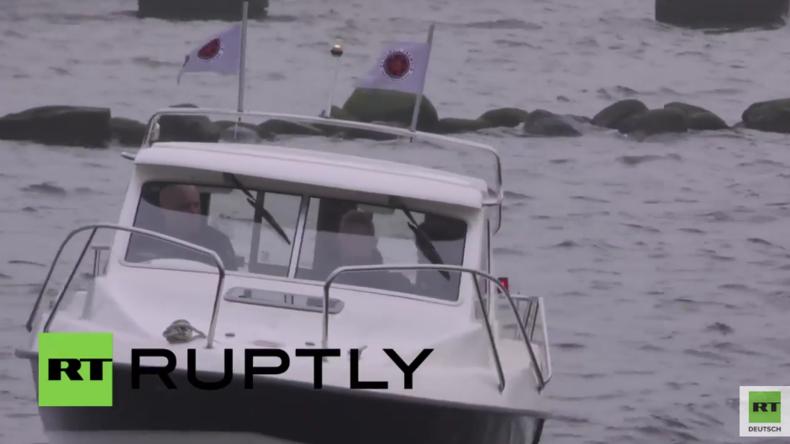 """Schweden: Rechtsradikale """"Bürgerwehr"""" kontrolliert Meerenge Öresund, um Flüchtlinge aufzuspüren"""
