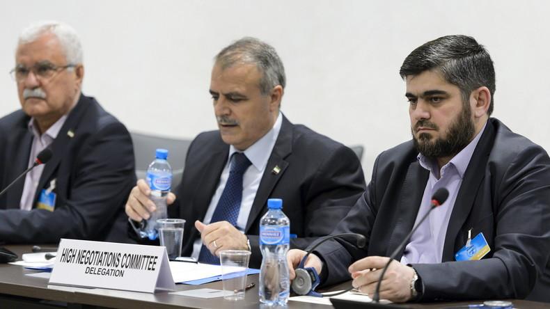 Syrien: Saudi-Söldner blockieren UN-Verhandlungen und brechen Waffenstillstand