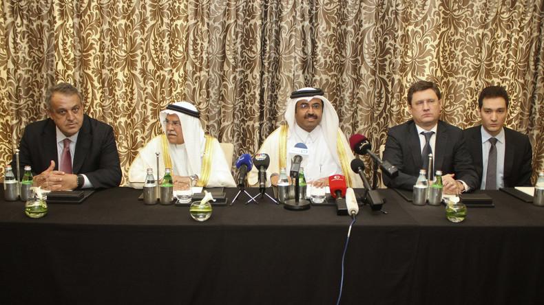 Russland macht Golfstaaten für Scheitern des Doha-Deals verantwortlich