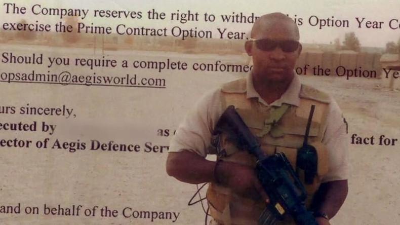 Enthüllt: Britische Militärfirma heuerte Ex-Kindersoldaten aus Sierra Leone für Irak-Einsätze an