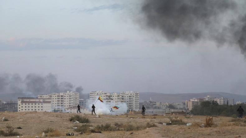 """Exklusiv: Wie die """"Anti-Kurden-Operation"""" der türkischen Armee auf Syrien ausgeweitet wird"""