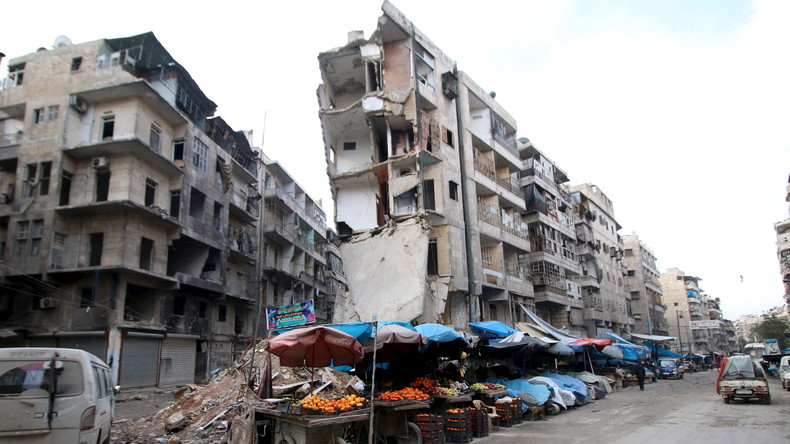 Weltbank: Syrischer Wiederaufbau wird über 180 Milliarden US-Dollar kosten