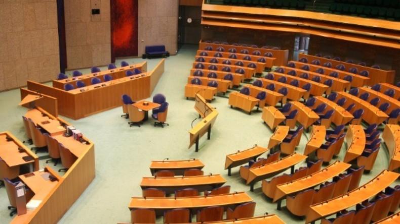Live: EU-Ukraine-Abkommen - Holländisches Parlament stimmt über Ratifikation ab