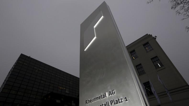 Betreibt der Rüstungskonzern Rheinmetall illegale Geschäfte in Saudi-Arabien?