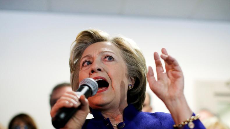 Vorwahlen in New York: Hillary Clintons Wall Street-Einnahmen im Fokus