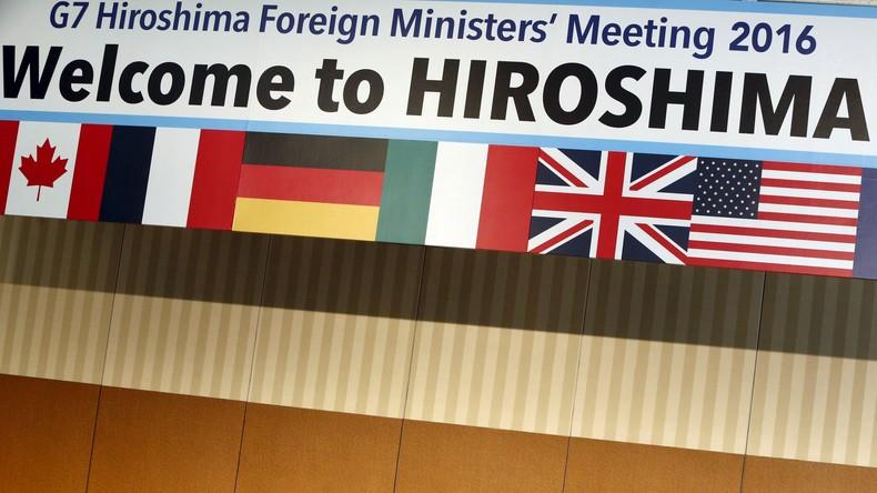 Russisches Außenministerium: Keine Wiederbelebung der G8 nötig, G20 Format weit interessanter