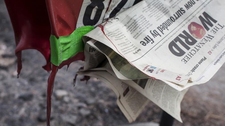 Satire oder Wahrheit? US-Medien in der Glaubwürdigkeitskrise