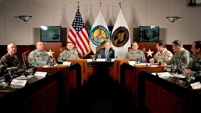 """""""Der Spion im CENTCOM"""" - Wie Russland  den Irak mit detaillierten US-Invasionsplänen versorgte"""