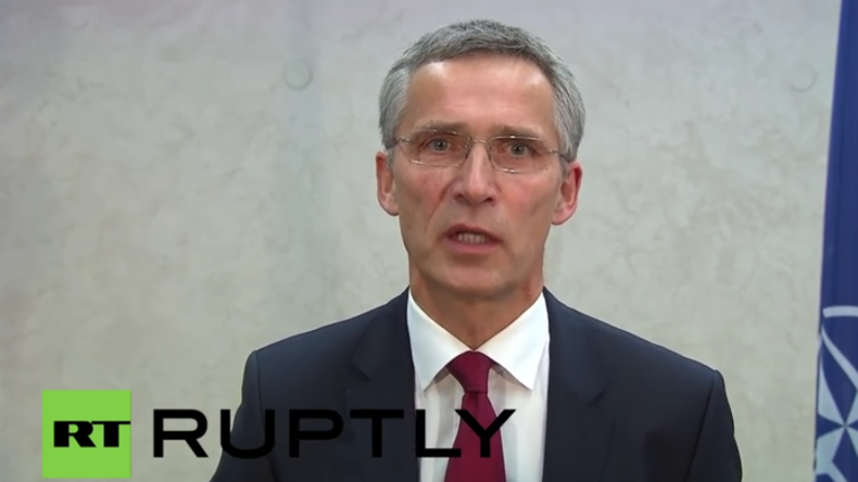 Live: NATO-Generalsekretär gibt Pressekonferenz nach NATO-Russland-Rat auf Botschafterebene