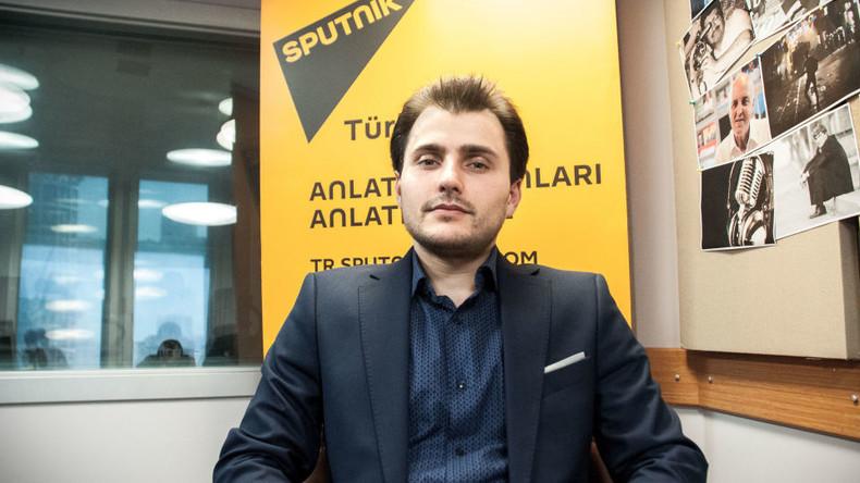 """Ankara verhängt Einreiseverbot gegen Chefredakteur von """"Sputnik-News"""" in der Türkei"""