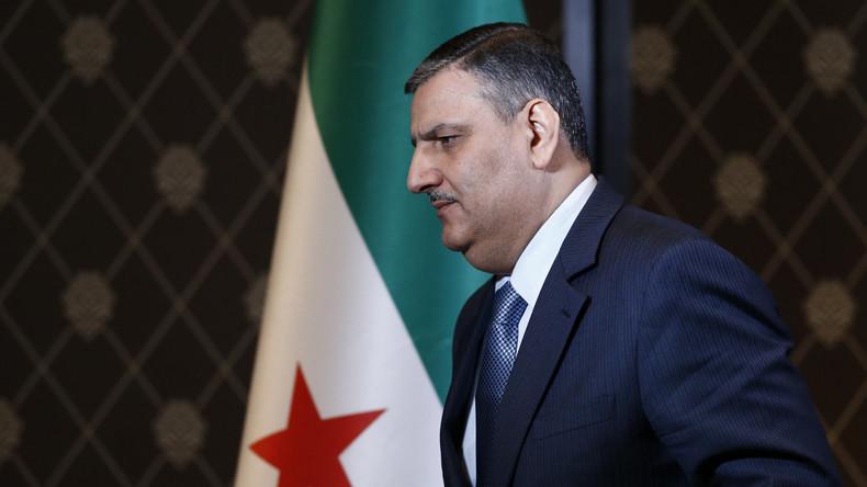 Saudi-gesponserte Opposition unterbricht Syrien-Friedensverhandlungen