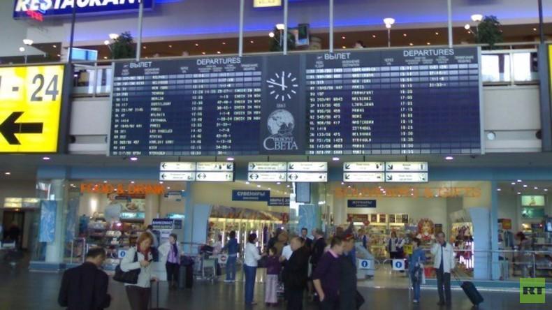 """Live: """"Sputnik-News"""" Chefredakteur landet nach Einreiseverbot in Türkei wieder in Moskau"""