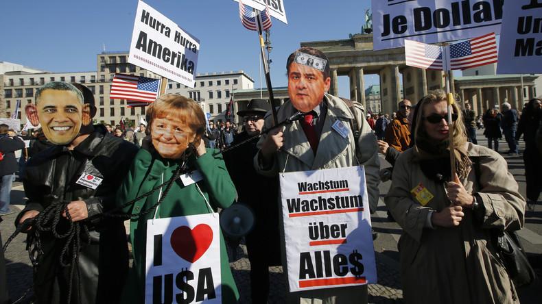 Neue Studie: Immer mehr Deutsche lehnen TTIP ab, Niederländer planen Volksabstimmung