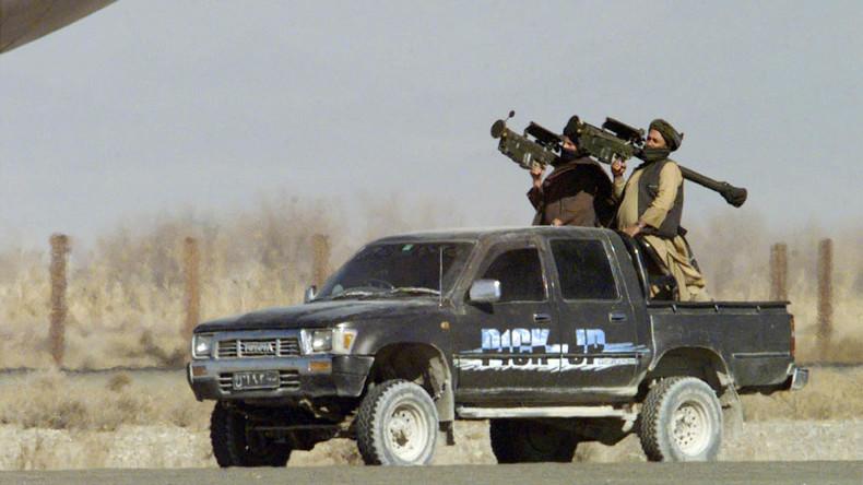 """USA wollen """"gegen Terror gesicherte"""" Flugabwehrraketen für Syriens Rebellen entwerfen"""