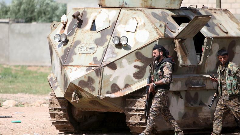 Syrien: Schwere Kämpfe zwischen kurdischer YPG und Regierungstruppen in Kamischli