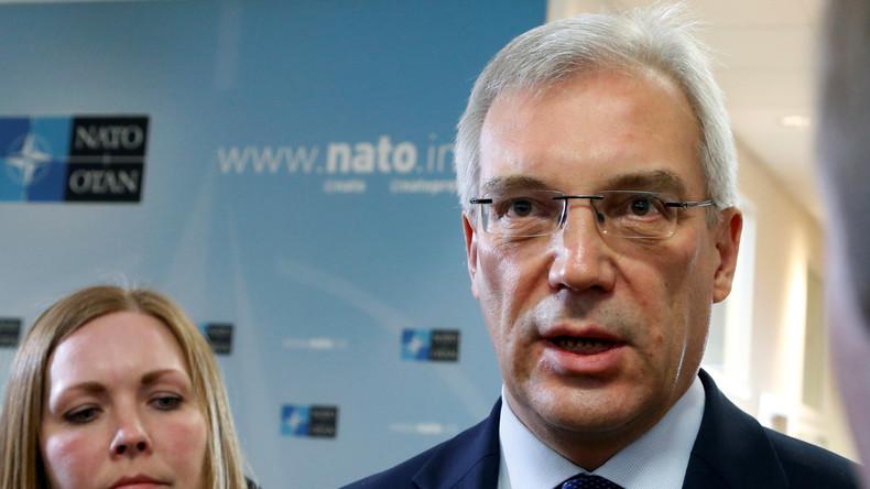 Russischer NATO-Botschafter: Aktuelle NATO-Politik schwächt Sicherheit in der EU