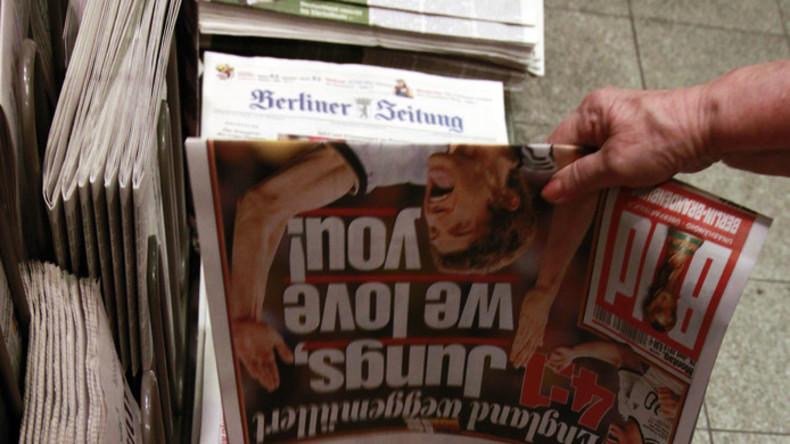 Deutsche Mainstream-Presse verliert weiter massiv Leser