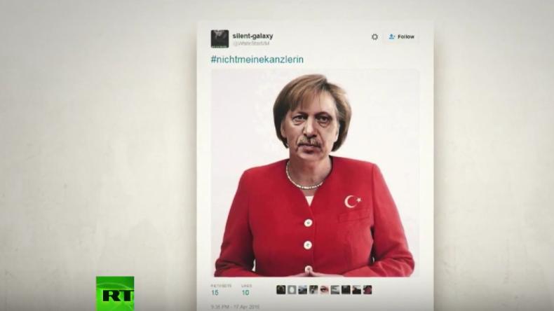 Nach Böhmermann-Skandal - Internetgemeinschaft auf Kriegsfuß mit Merkel