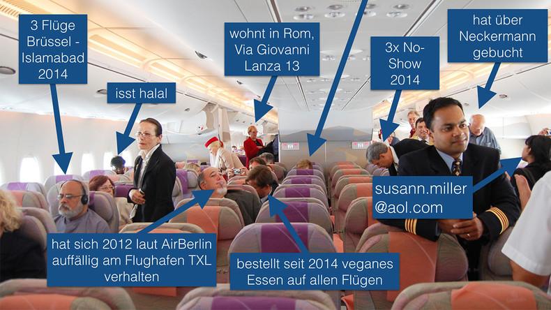 EU-Innenminister beschließen verpflichtende Speicherung von Fluggastdaten