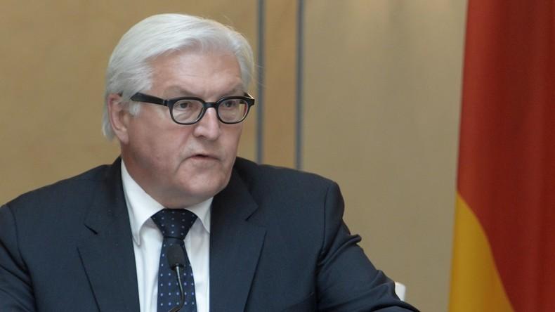 """Steinmeier wirbt für """"Doppelten Dialog"""" mit Russland: Mehr Austausch, weniger Stereotype"""