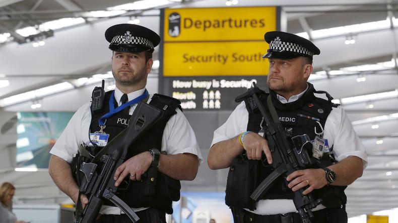 UN-Sonderberichterstatter: Massiv eingeschränkte Bürgerrechte in Großbritannien
