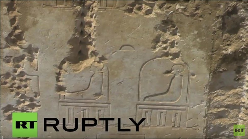 Ägypten: Archäologen entdecken 'Weiße Wände' der antiken Hauptstadt Memphis