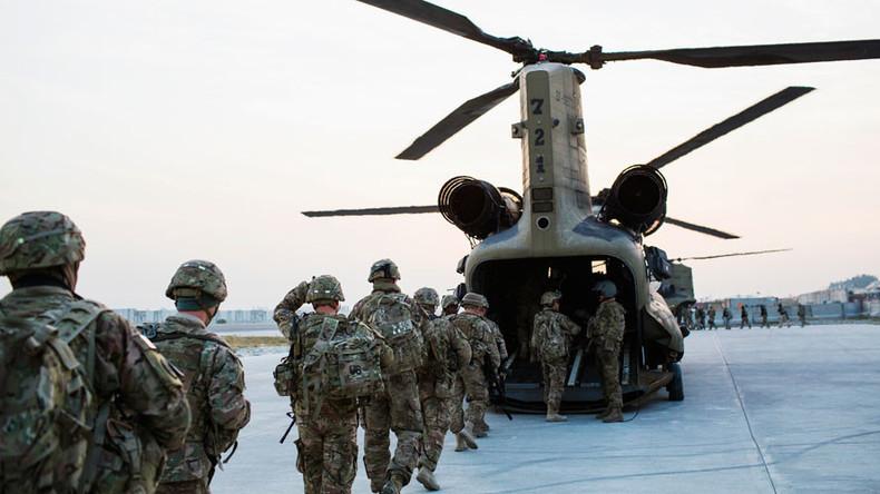 """""""Zur Unterstützung lokaler Kräfte"""" - USA kündigen Entsendung weiterer Truppen nach Syrien an"""