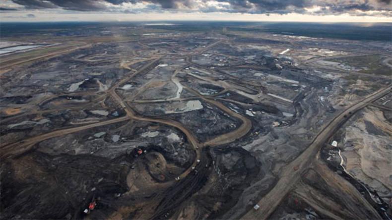 Oh, wie schön ist Kanada: Der Bundesstaat Alberta ist ein wirkliches Naturparadies. Außer dort, wo Ölsande gefördert werden.