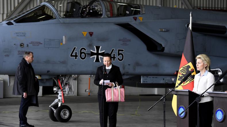 Deutsches Militär über Syrien und Irak: Mehr deutsche Soldaten in die Türkei