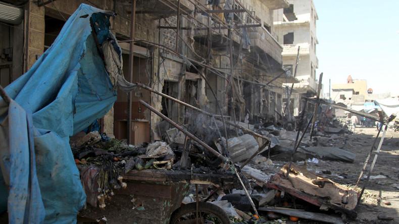 Russland unterschreibt Verträge in Höhe von einer Milliarde US-Dollar für Wiederaufbau in Syrien
