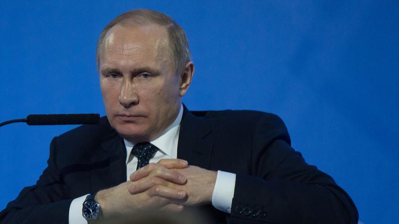 """Putin auf 5. Moskauer Sicherheitskonferenz: """"Radikale Umbrüche in Syrien dank russischer Armee"""""""