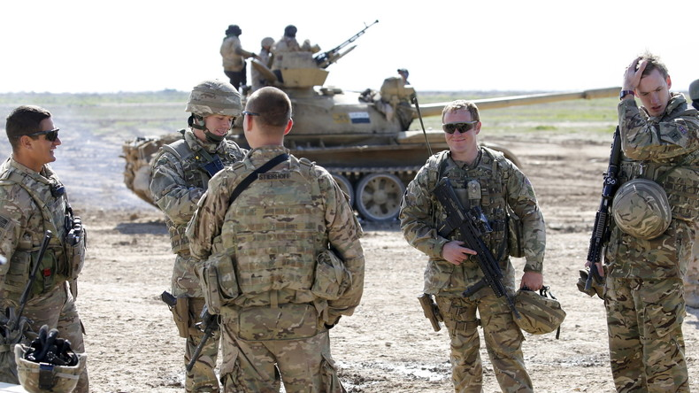 Irak: Britische und US-Truppen planen angeblich Großoffensive auf Mossul