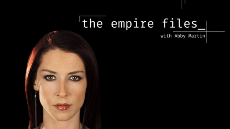 "Empire Files: Abby Martin interviewt US-Regierungsberater Wilkerson - ""Das Schiff ist am Sinken"""