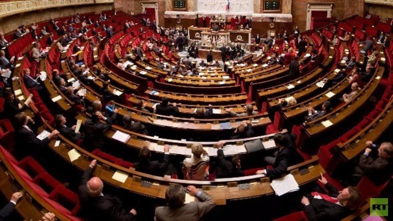 Live: Französisches Parlament stimmt über Aufhebung der Sanktionen gegen Russland ab