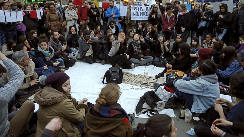 """Frankreich und """"Nuit Debout"""": Gesellschaftliche Unzufriedenheit erfasst immer stärker das Militär"""