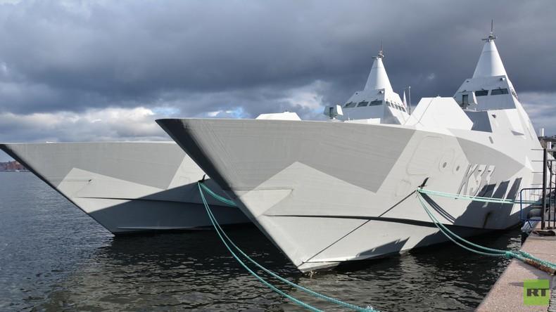 Der neue Kalte Krieg in Skandinavien: Schweden rüstet massiv auf und predigt die russische Bedrohung