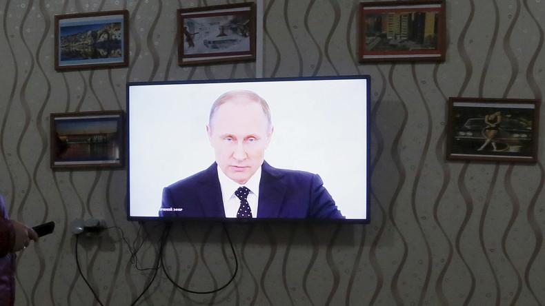 Feindbild Russland: Laut Körber-Stiftung überwiegen die Gemeinsamkeit zwischen Russen und Deutschen