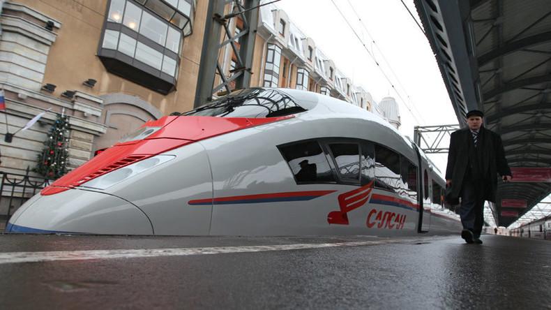 Trotz Sanktionen: Siemens will an Bau der Hochgeschwindigkeitsverbindung Moskau-Kasan mitwirken