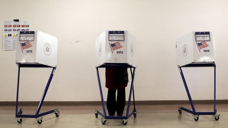 Umfrage: Mehrheit der US-Amerikaner hält das Wahlsystem des Landes für manipuliert