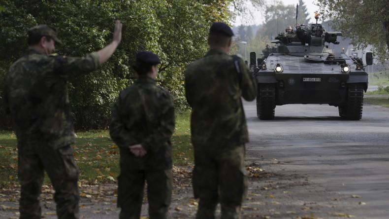"""Ursula, der Russenschreck: Bundeswehr soll an der russischen Grenze """"rotieren"""""""