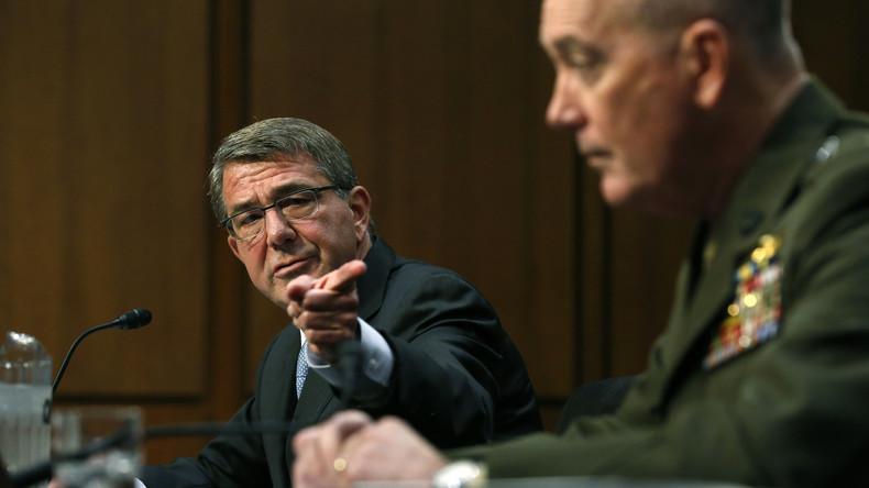 """Syrien und Irak: US-Politik kann sich nicht auf """"strategisches Ziel"""" einigen"""