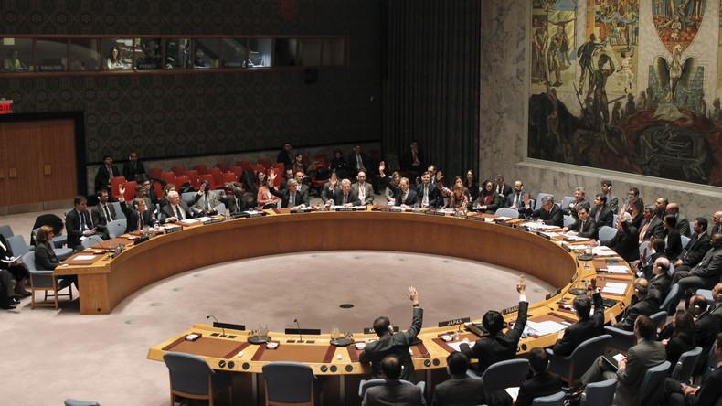 UN-Sicherheitsrat lehnt Russlands Resolutionsentwurf zu Minsk II und Aufklärung Odessa-Massaker ab