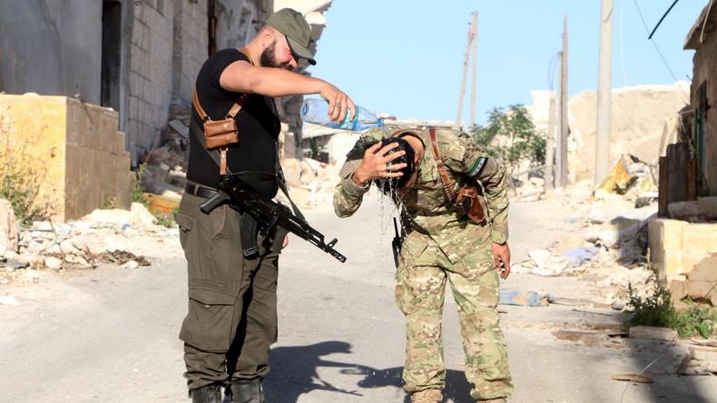 Syrien-Update: Aleppo bleibt Schwerpunkt massiver Kampfhandlungen