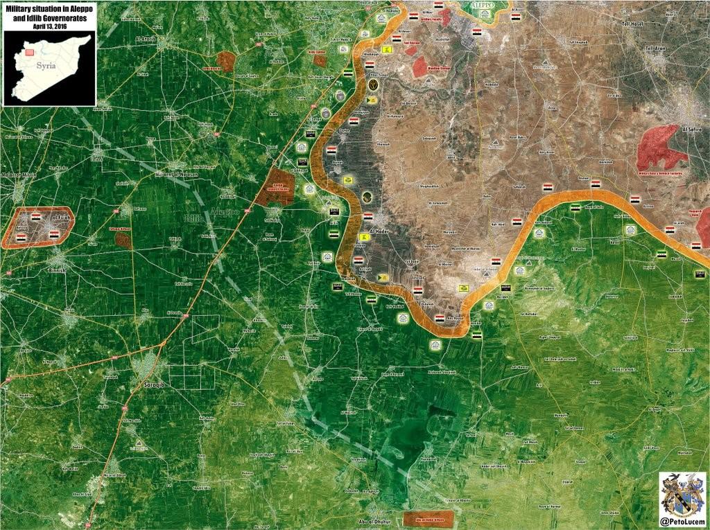 """""""Waffenstillstand nur noch Makulatur"""" - Analyse der aktuellen Frontverläufe und Offensiven in Syrien"""
