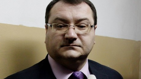 Der ermordete Anwalt Juri Grabowski