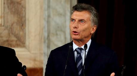 """Argentiniens Präsident muss wegen Enthüllungen der """"Panama Papers"""" vor Gericht"""