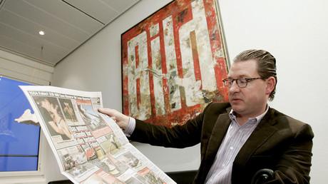 Nicht nur Kai Dieckmann und das Bild-Logo wirken verbraucht, auch die Lese-Konzentration der Hauptstadt-Korrespondenten des Springer-Blattes lässt zu wünschen übrig...