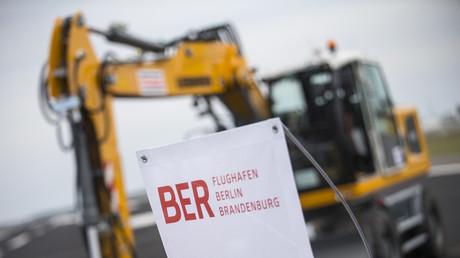 Bauen am BER - kein Ende in Sicht