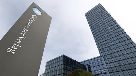 Der Hauptsitz des Süddeutschen Verlagshauses in München.