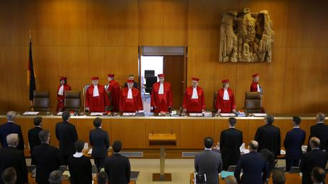 Gegen das BKA-Gesetz: Die Richter in Karlsruhe erklärten die Überwachungspraktiken für teilweise verfassungswidrig